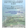 Conférence sur l'environnement marin le 4 Décembre 2010